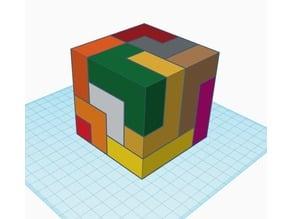 4x4 Cube Puzzle