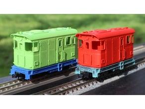 H0e Locomotive LSM 03 / Kato 11-105 11-106 11-107 N>H0e