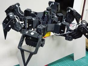 3DOF Robotic Hexapod