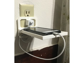 Foldable Outlet Phone Charging Station