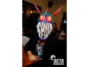 Angler Fish Halloween Mask