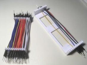 Dupont Cable Organizer Segmented Customizable