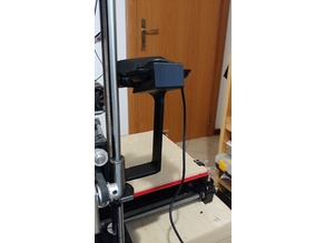 Logitech C525 Webcam Mount for Geeetech Prusa i3 Pro B
