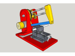 Small machine saw