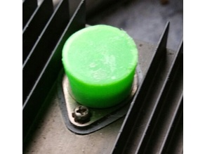 Power Transistor Cover TO-3