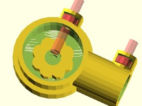 "Lens Holder std (1/2"")"