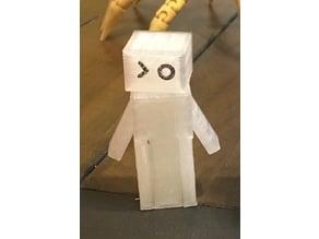 Alphabet Robot - I (remix)
