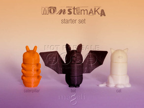 Monstamaka starter set