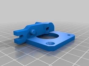 Feeder Base (Made Larger Hole For PTFE TUBE Flexi Fil)