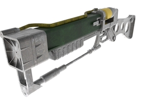 AER12 Laser Rifle from the fallout universe