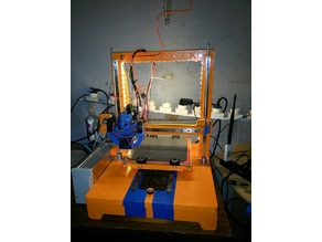 L3K V2 Body en 1.75mm pour l'imprimante 3D iBreizh