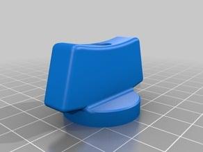 knob for ball-valve