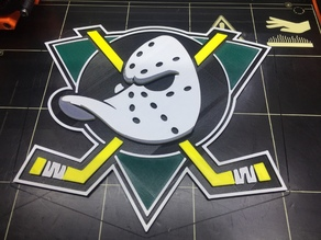 Mighty Ducks Logo