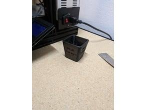 filament Trash Bin