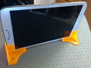 Simple Vertical Samsung Tab 8 Stand