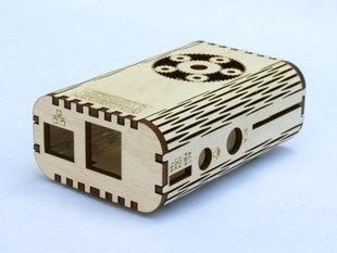 FlexPi Flexible Raspberry Pi Case