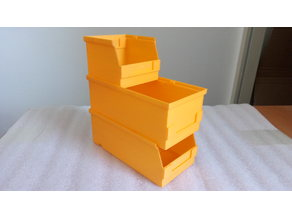 stackable box system 80