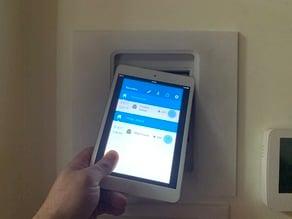 iPad mini wall mount slider