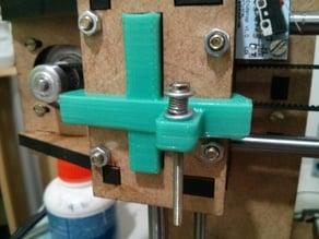 Adjustable endstop trigger for graber i3 / prusa i3