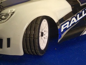 Tire for Latrax(new) rally car