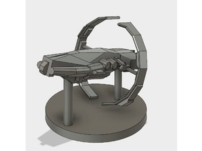 Eve Online Astero model