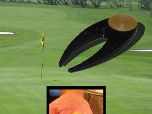 The ULTIMATE Golf Green Tool