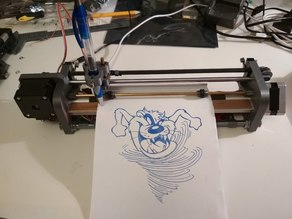 Asmograf Pen Plotter