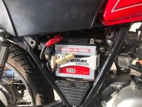 Suzuki GN 125 battery Strap