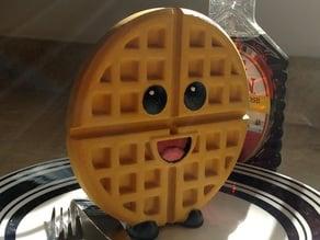 Happy Waffle