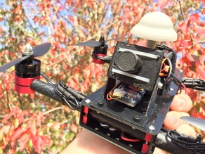 Camera Mount for FliteTest Versacopter