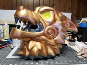 Fortnite Battle Hound Mask