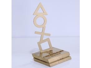 PS4 trophy