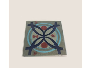 Decorative Dungeon Floor Tile