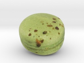 The Pistachio Macaron