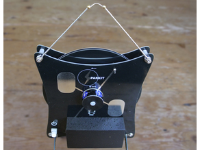 SparKIT Mini Electrostatic Generator Wimshurst Machine Covers