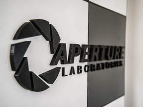 Aperture Laboratories Logo