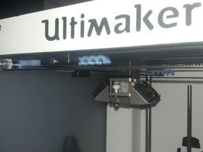 Ultimaker axis alignment tool (8mm and 6mm axis)