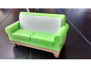 Sofa Business Card Holder