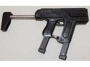 AEP glock carbine (airsoft)