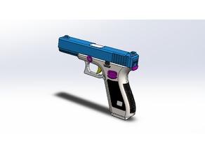 Glock 17 for training