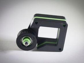 DIY PrintRite X-axis Belt Clearance setup