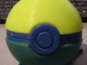 Pokeball container