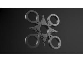 Planetary Orbit Fidget Spinner