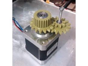 nema17 gears 4 to 1