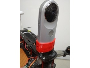 LG 360 CAM mount for ZMR250 (clone)