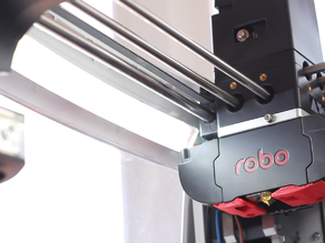 Robo LED strip mount