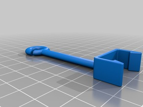 Filament Holder Stick [clips onto 2020] [straight & 90 deg]