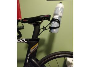 Seat Post Mounts Bottle Cage/Kit, Bike & Triathlon (1 or 2 Cage Mt) - see other mt options