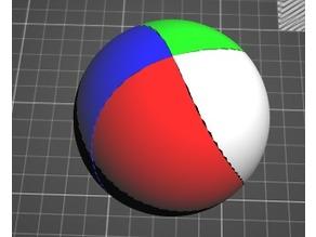 Ball Multi Material