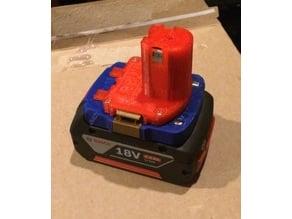 Bosch battery adapter